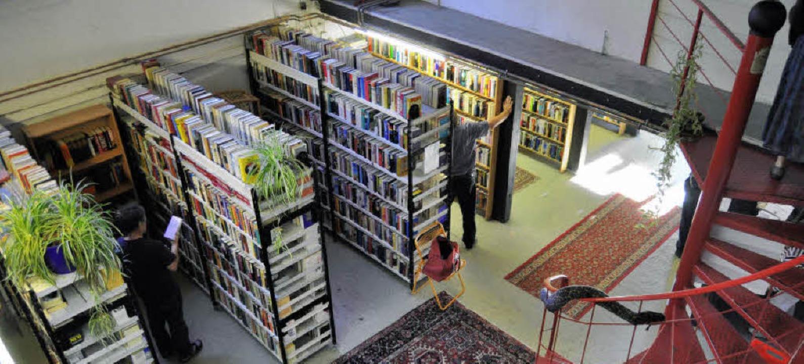 Im Innern der Buchschachtel  | Foto: Nicolai Kapitz