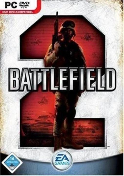 Platz 44: Battlefield 2 - Platz 44: Ba...estehend aus Panzern, Booten und Jets.