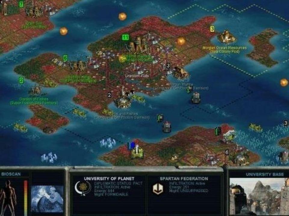 Platz 24: Sid Meiers Alpha Centauri - ...n der Civilization-Spiele ins Weltall.