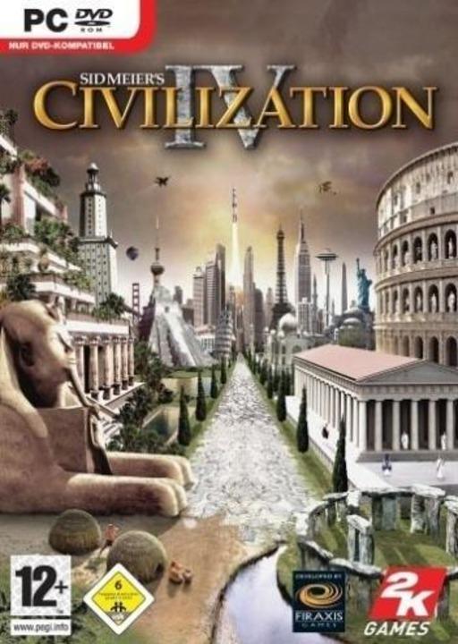 Platz 12: Civilization IV - Platz 12: ... und überzeugt mit unzähligen Details.