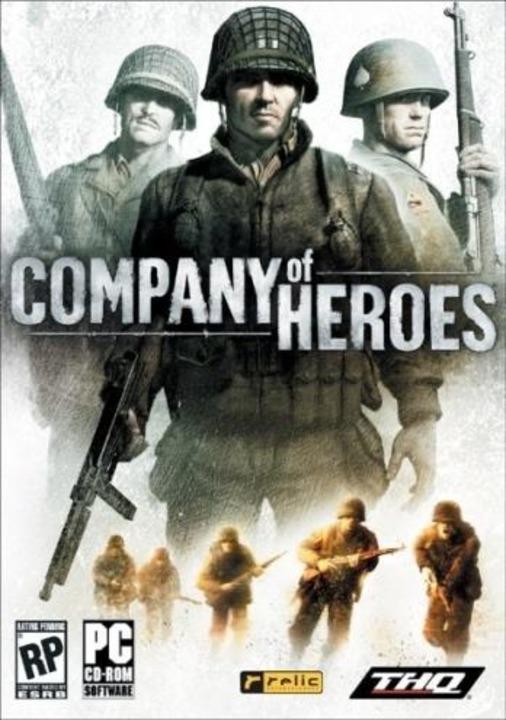 Platz 08: Company of Heroes - Platz 08...esselnden Weltkriegs-Spektakel wieder.