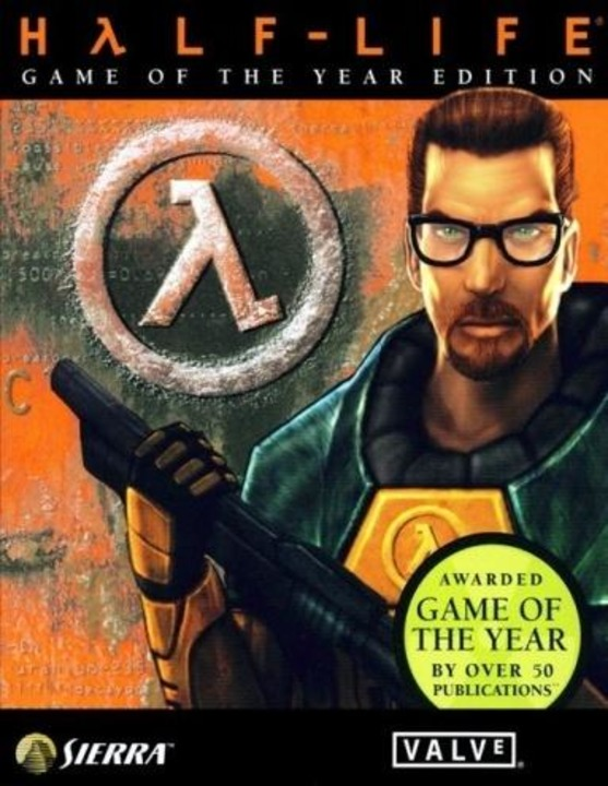 Platz 05: Half-Life 1 - Platz 05: Half...Freeman. Erst 2004 kam der Nachfolger.