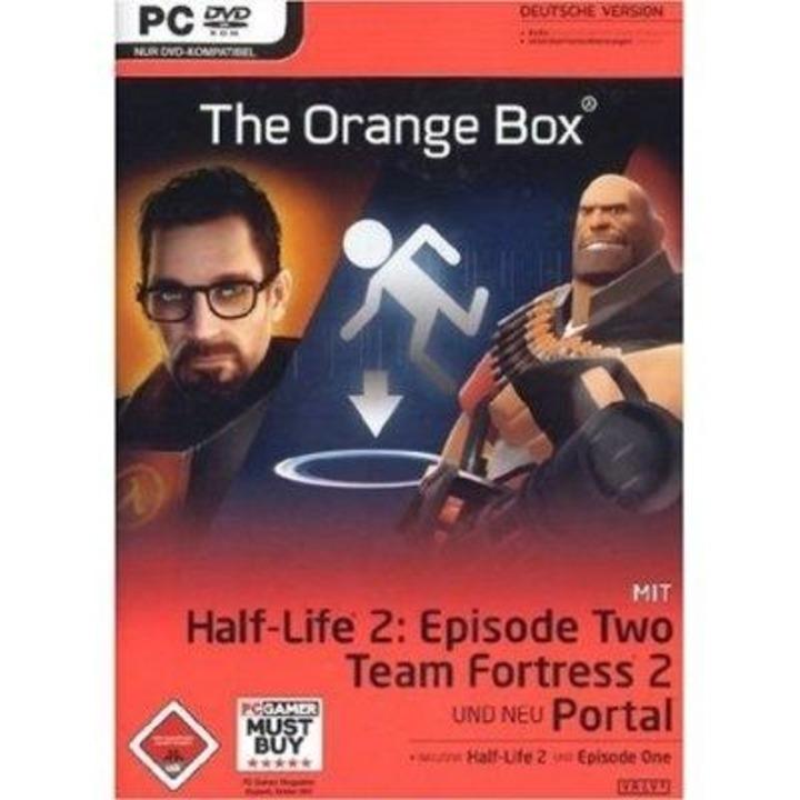 Platz 01: The Orange Box - Platz 01: T...Fortress 2 und dem innovativen Portal.