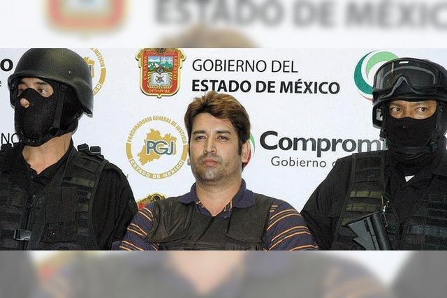 Bandenchef der Drogenmafia gesteht mehr als 600 Morde
