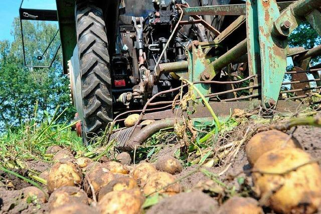 Für die Agrarförderung fehlt Geld