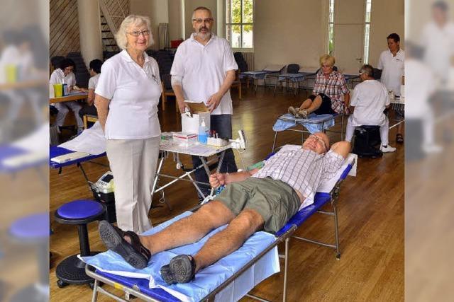 Herzenssache Blutspenden