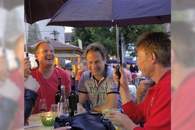 Vino Classico: Die B3 wird zur autofreien Partymeile