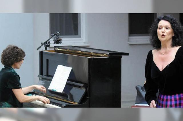 Heitere Operettenmelodien für die Heimbewohner