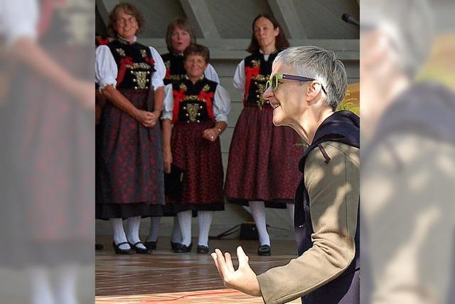 Karin Sander erhält in Bernau Hans-Thoma-Preis