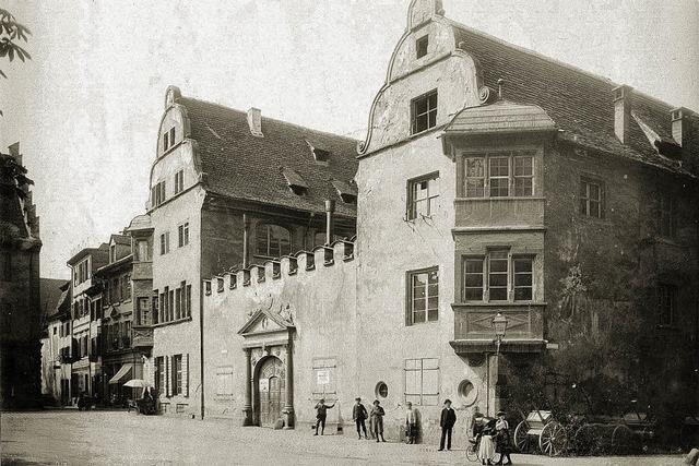 Die Alte Universität am Franziskanerplatz