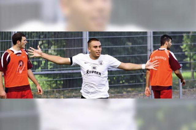 SC Offenburg feiert eine gelungene Landesligapremiere