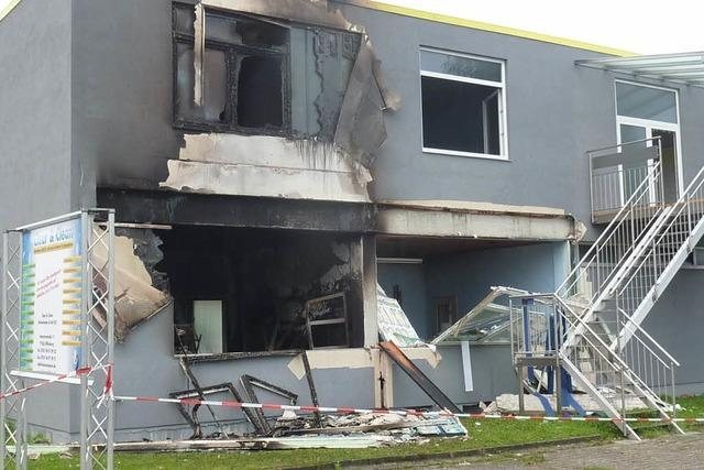 Brand im Gewerbebetrieb: 500.000 Euro Schaden