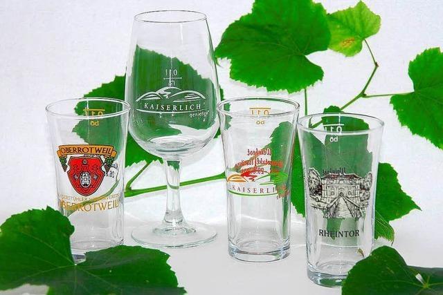 Weinfest für Kaiserstuhl und Tuniberg: Über 370 Weine und Sekte im Angebot