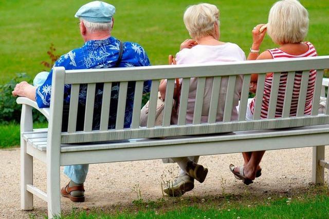 Alters-Rangliste: In Freiburg leben Männer – fast – am längsten
