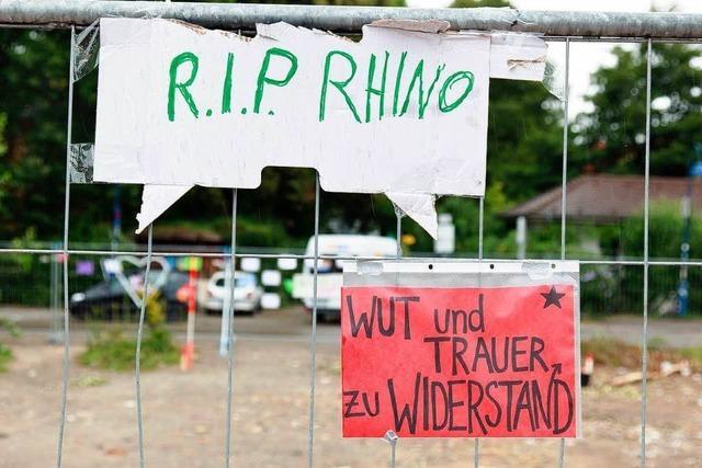 Rhino-Räumung: Ermittlungen laufen – Autonome aus Zürich vor Ort