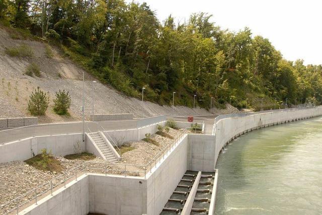 Kraftwerk: Stromproduktion läuft schon vor der Eröffnung