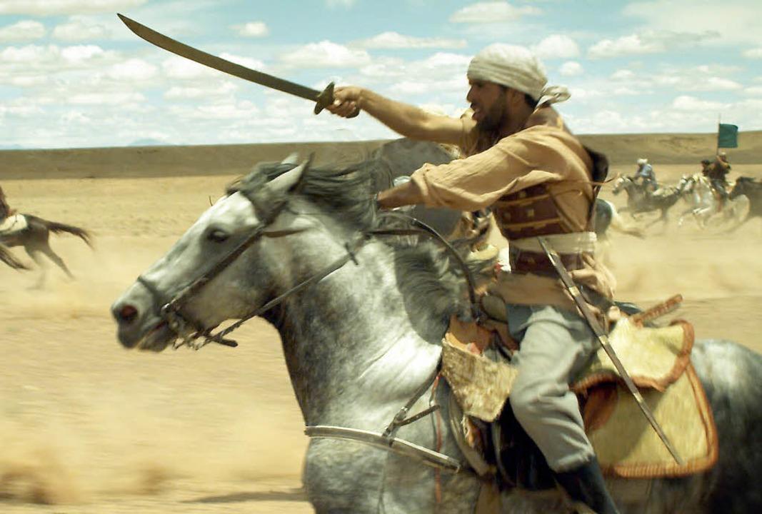 ZDF-Doku Der Heilige Krieg. Vormarsch der Muslime in Andalusien ab dem Jahr 711.  | Foto: zdf
