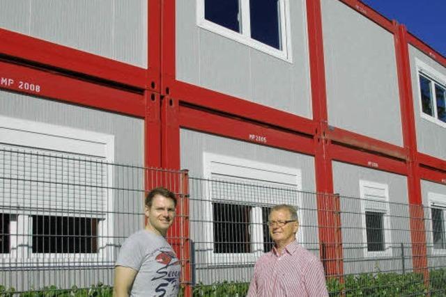 Papstbesuch: Firma Würzburger liefert 150 Raumeinheiten