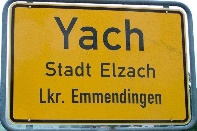 Warum heißt Yach Yach?
