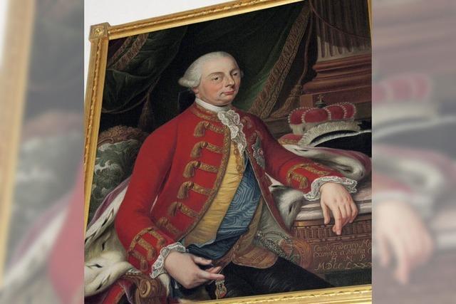 Der Großherzog kannte die Markgrafenstadt