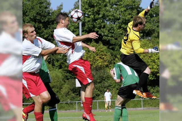 SV Niederhof kombiniert Sommerfußball mit Erfolgsstreben