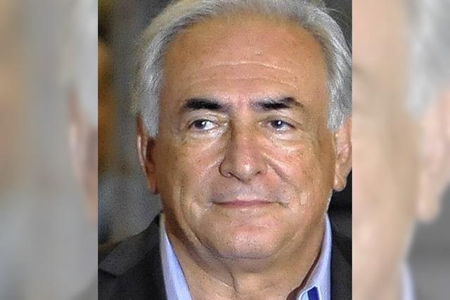 Ende des Justizdramas um Strauss-Kahn