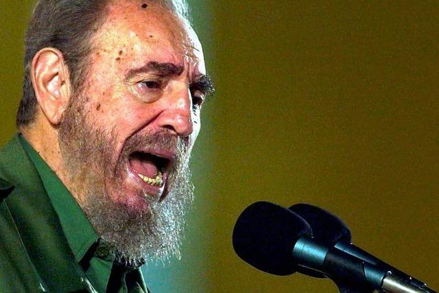 Linke verteidigt Castro-Glückwünsche
