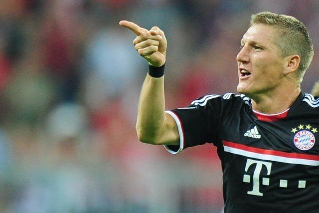 Bayern will gegen Zürich nichts anbrennen lassen