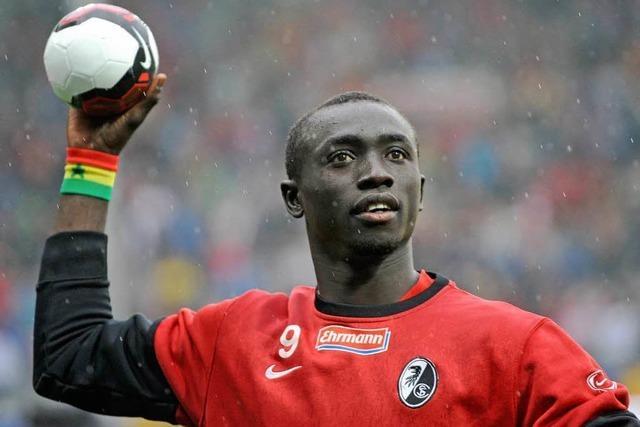 SC Freiburg liegen drei Angebote für Cissé vor