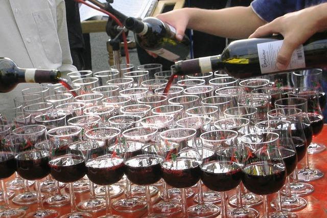 Wein- und Gassenfest kann kommen