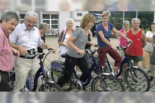Dachsberg und Ibach suchen E-Bike-Anbieter