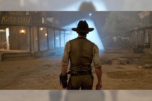Cowboys & Aliens: Nicht von dieser Welt