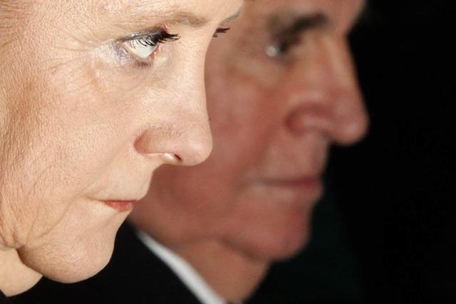 Kohl kritisiert Schröder und Merkel