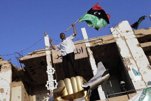 Gaddafi bleibt unauffindbar