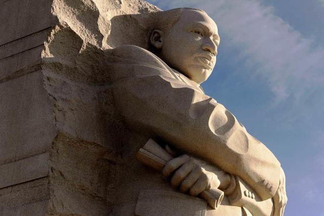 Denkmal für Martin Luther King