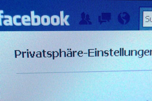 Facebook verspricht mehr Privatsphäre