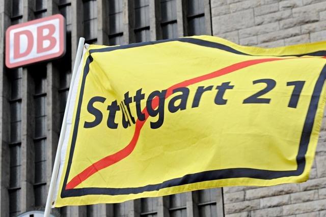 Stuttgart 21: Volk soll am 27. November abstimmen