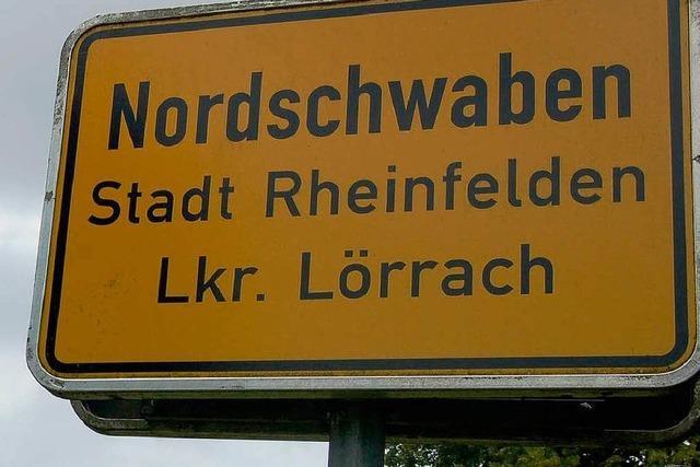 Warum heißt Nordschwaben Nordschwaben?
