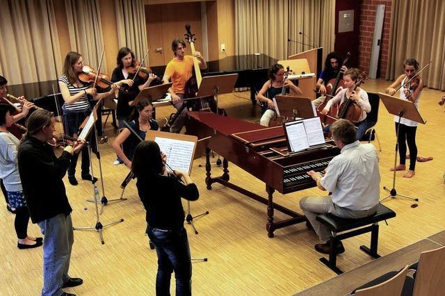 Ensemble-Akademie: Wettstreit, spielerisch