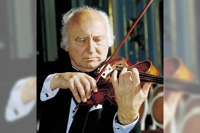 SONNTAG: KLASSIK: Virtuose Violine