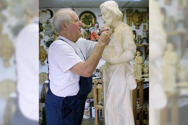 In Bochum entsteht eine Statue für Ottenheim