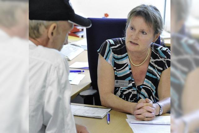 Sozialdienst der Uniklinik berät und informiert Patienten
