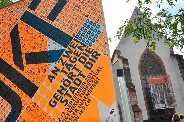 Jugendkulturfestival: Basel erwartet 50.000 Besucher