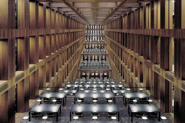 Melancholischer Abgesang auf die Bibliotheken