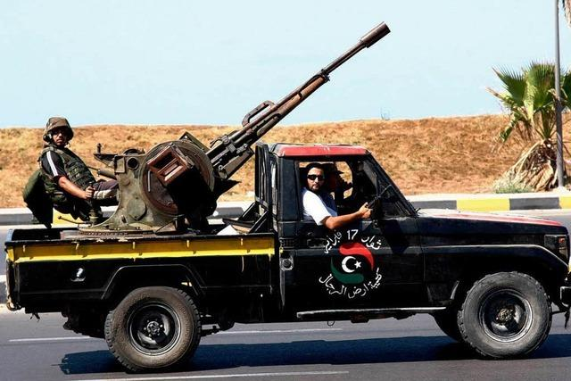 Libyen: Ultimatum an Gaddafi-treue Städte