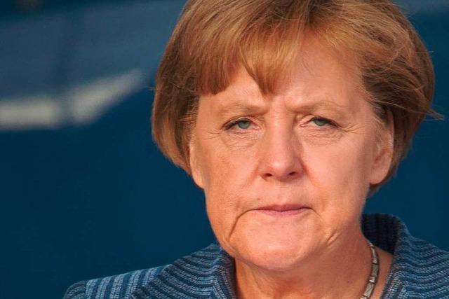 So managt Merkel die Krise Europas – und ihre eigene