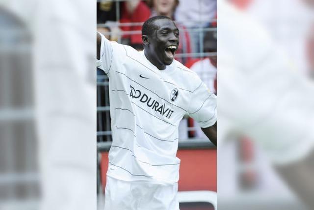 Cissé bleibt ein Freiburger