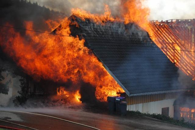 Ursache des Bühlhof-Brands steht fest