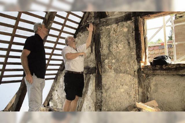 Baumängel: Marodes Pfarrhaus wird im Herbst abgerissen