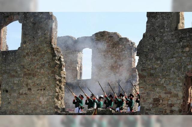 Mittelalterliches Ruinenfest